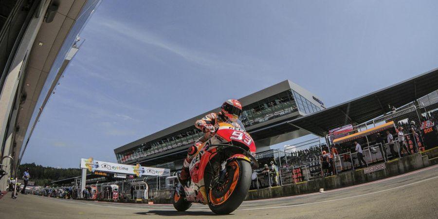 Link Live Streaming MotoGP Austria 2018 - Mampukah Marquez Putus Dominasi Ducati di Red Bull Ring?
