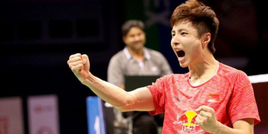 Taklukkan Kento Momota untuk Kali Pertama, Shi Yuqi Juarai BWF World Tour Finals 2018