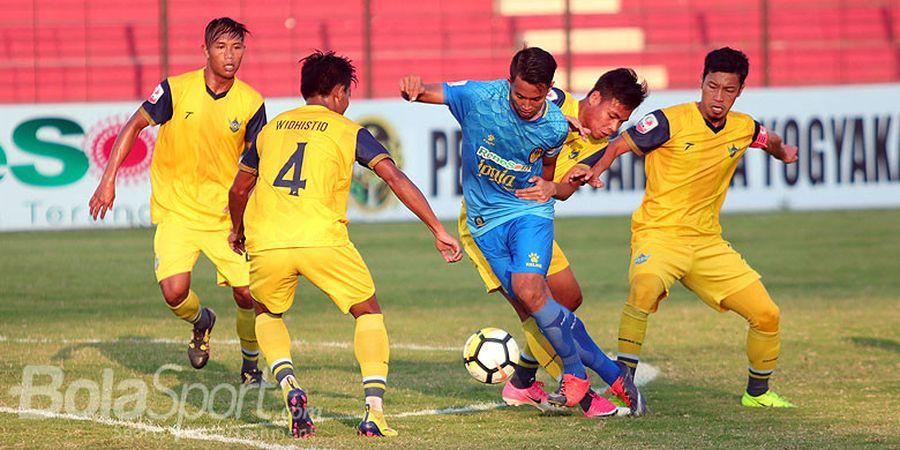 Persiapan PSIM Yogyakarta Terbentur Kepastian Jadwal Kompetisi Liga 2 2019