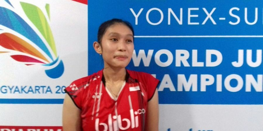 Kejuaraan Dunia Junior 2017 - Tunggal Putri Indonesia Pastikan Satu Tiket Semifinal