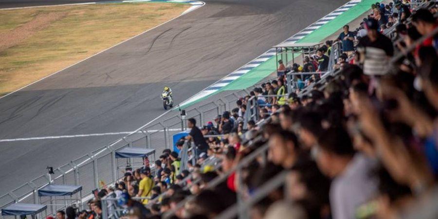 Baru Jadi Tuan Rumah Tes Pramusim MotoGP, Sirkuit Buriram Sudah Sedot Perhatian Penonton