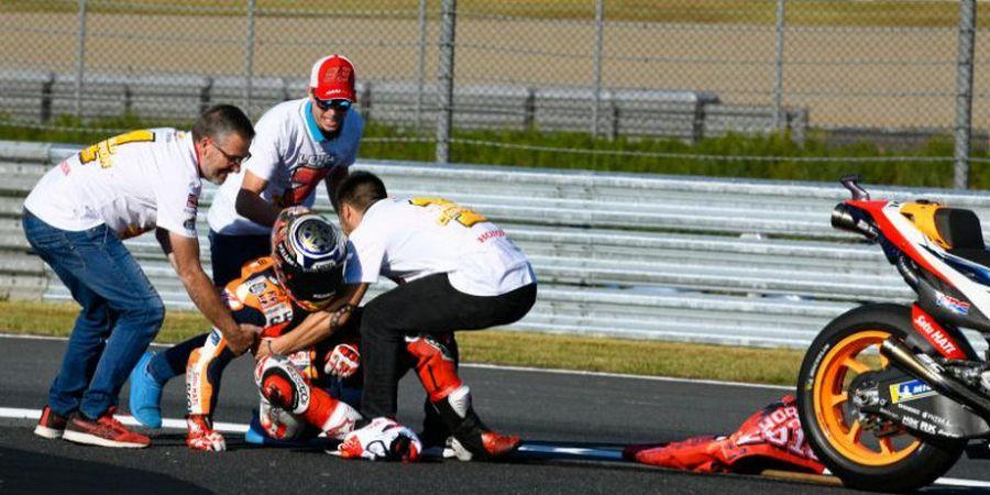 Analisis Legenda Honda Bahas Perbedaan Nasib Alvaro Bautista dengan Marc Marquez pada MotoGP Australia 2018