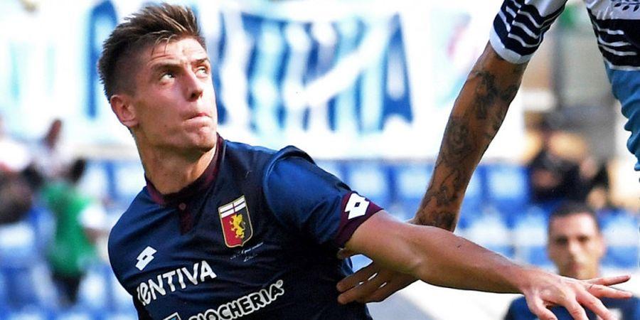 Preview Juventus Vs Genoa - Krzysztof Piatek dan Asa Memutus Rekor 5 Tahun Tanpa Gol di Turin