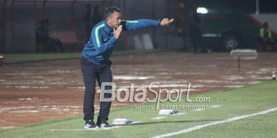 Pelatih PSIS Semarang Jafri Sastra Akui Satu Keunggulan dari PSM Makassar