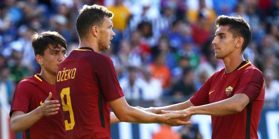 Tiga Raksasa Liga Inggris Berebut Tanda Tangan Gelandang Muda AS Roma