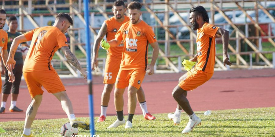 Jebolan Liga 1 2018 Bawa Kedah FA Raih Trofi Pertama pada 2019