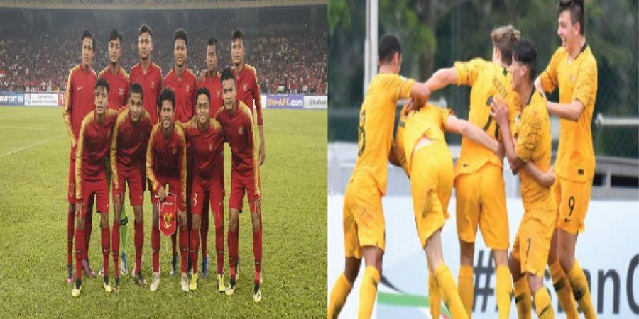 Piala Asia U-16 2018 - Terakhir Kali Indonesia Bertemu Australia, Bagus Kahfi Cetak Hattrick