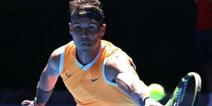 Australian Open 2019 - Rafael Nadal Bukukan Kemenangan Pertama