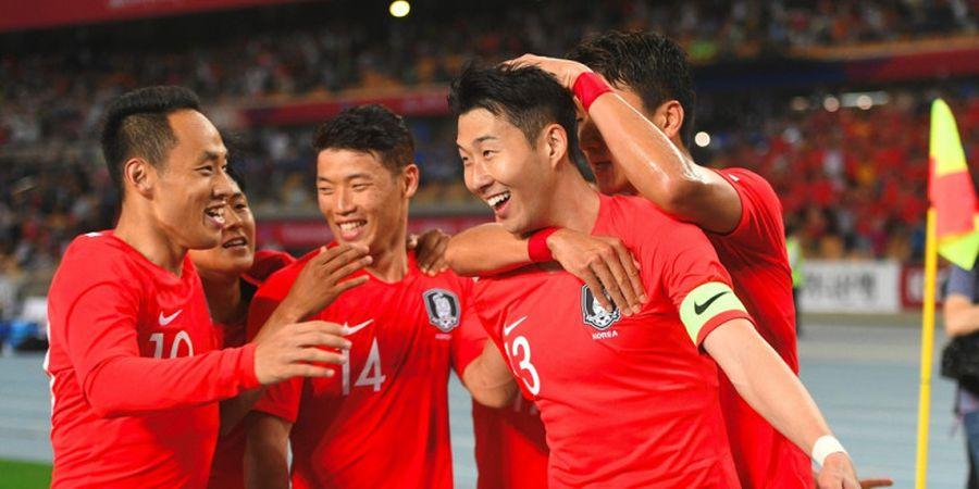 Tugas Berat Son Heung-min Bersama Timnas U-23 Korea Selatan saat Tampil di Asian Games 2018