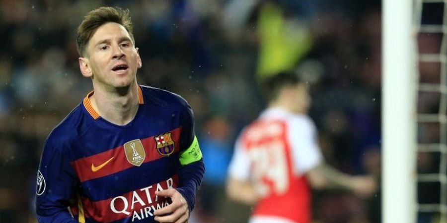 Kali Pertama Messi Bahas Tekel Kejam Filipe Luis