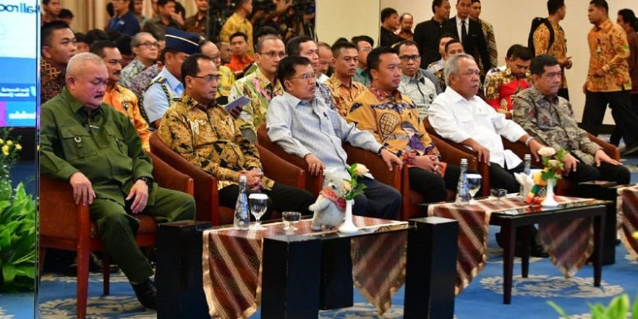 Jusuf Kalla Minta Transportasi dari Wisma Atlet ke Senayan Dipercepat pada Asian Games 2018
