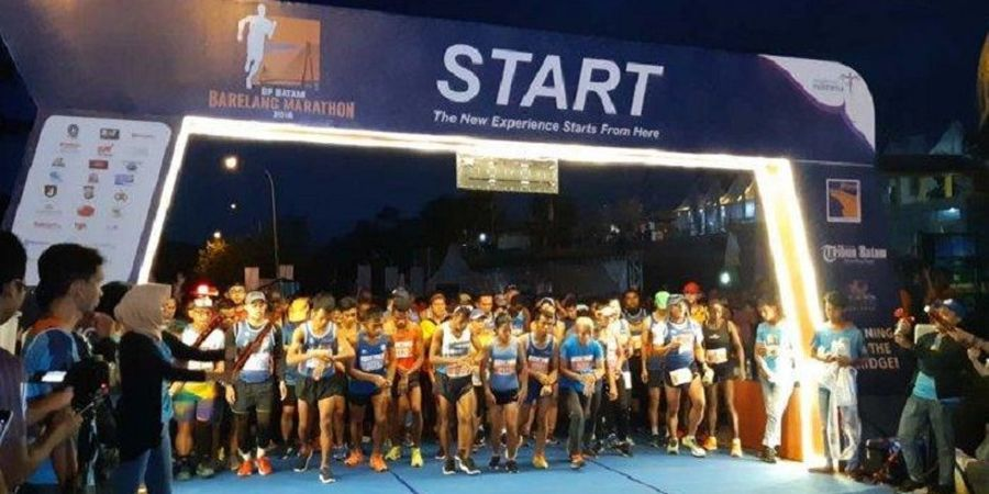 Kepala BP Batam Bertekad Jadikan Barelang Marathon 2018 Menjadi Agenda Tahunan