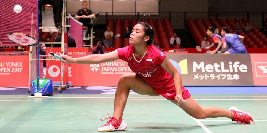 Upaya indonesia Menjadi Finalis pada Kejuaraan Dunia Junior 2017