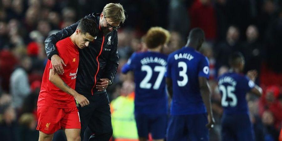 Liverpool Perpanjang Kontrak Coutinho