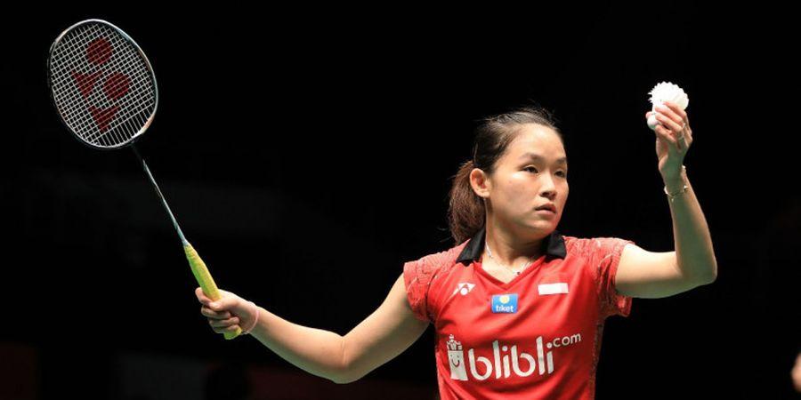 Ini Kunci Ruselli Tembus Putaran Utama Malaysia Masters 2019
