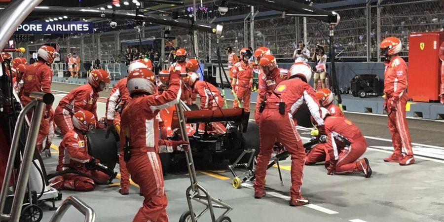 Siap Kucurkan Dana, CEO Ferrari Minta Vettel Persembahkan Gelar