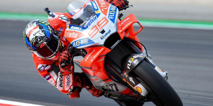 Lorenzo Dianggap Mampu Mengendarai Apapun Ujar Legenda MotoGP