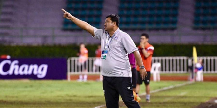 Pelatih Timnas U-23 Thailand Ucapkan Permintaan Maaf Setelah Gagal Samai Kiprah 3 Tim ASEAN