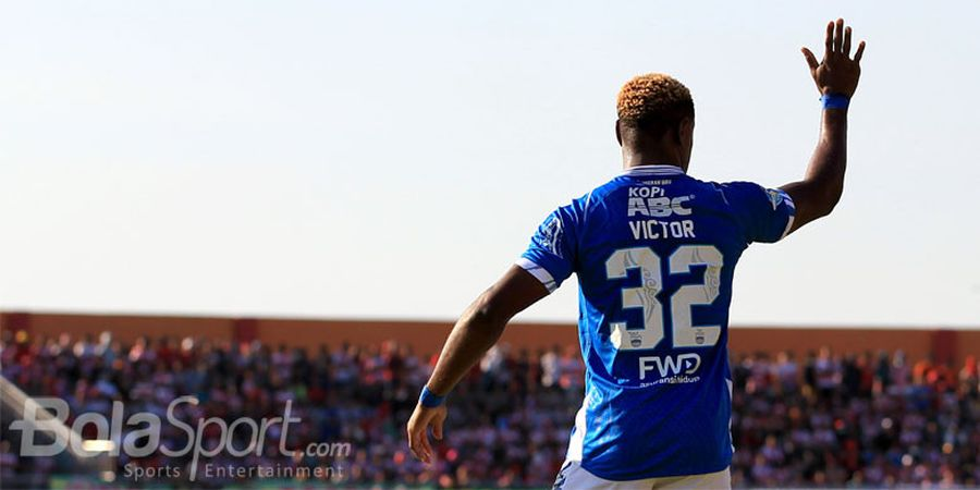 Victor Igbonefo: Persib Harus Juara Liga 1 Tahun Ini