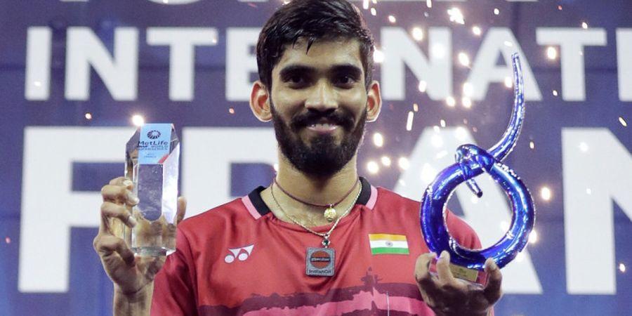 Ambisi Kidambi Srikanth Menjadi yang Keempat pada Commonwealth Games