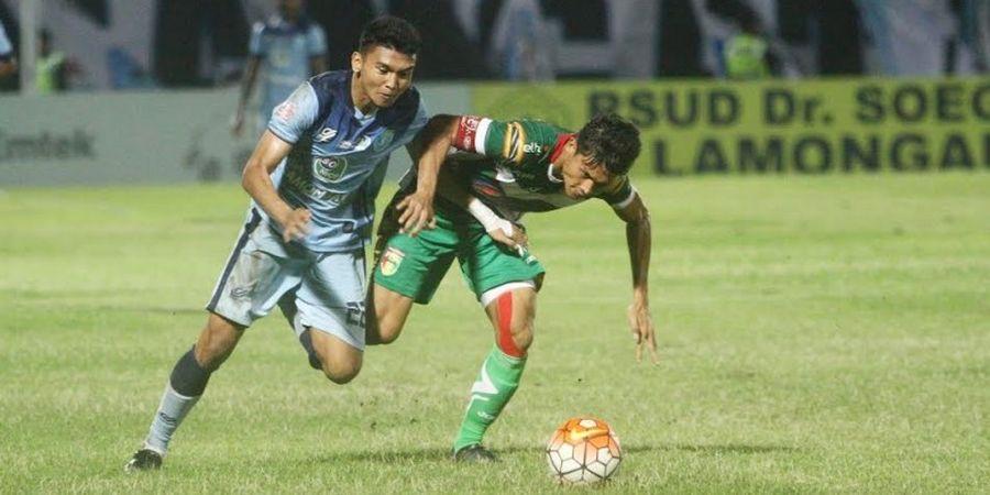 Bek Sayap Jebolan Liga Paraguay Ungkap Target di Persis Solo