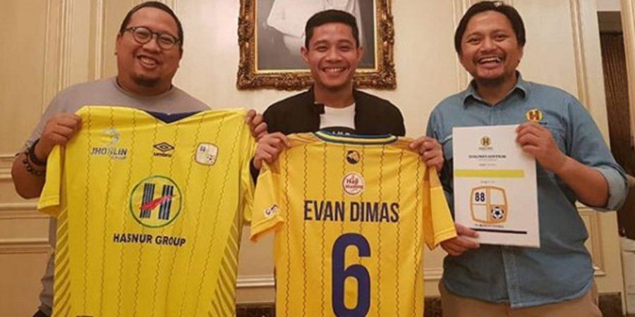 Evan Dimas Jadi Alasan Jacksen F Tiago Lepas Semua Pemain Asing Barito Putera