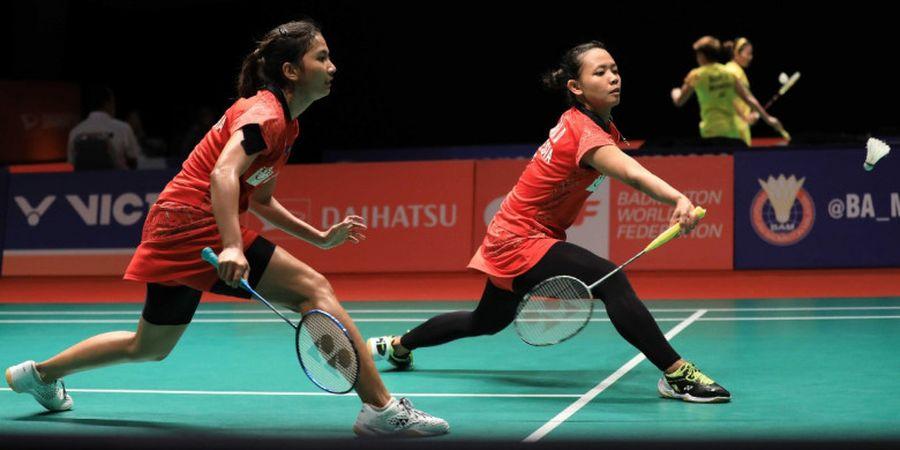 Jelang Indonesia Masters 2019 - Della/Virni Siap Bersaing meski Masih Baru