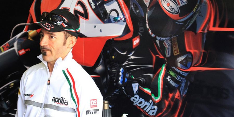 Max Biaggi Prediksikan Pebalap yang Berpotensi Jegal Marc Marquez