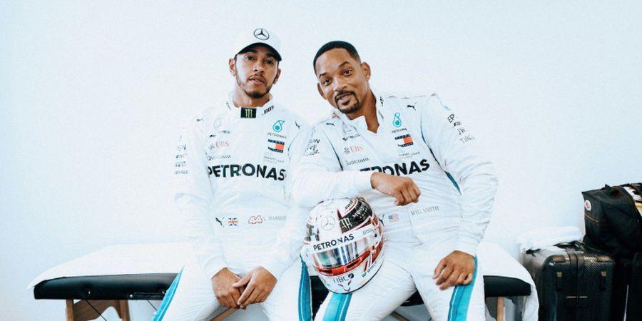 Jelang Bergulirnya F1 2019, Lewis Hamilton dalam Kondisi Maksimal