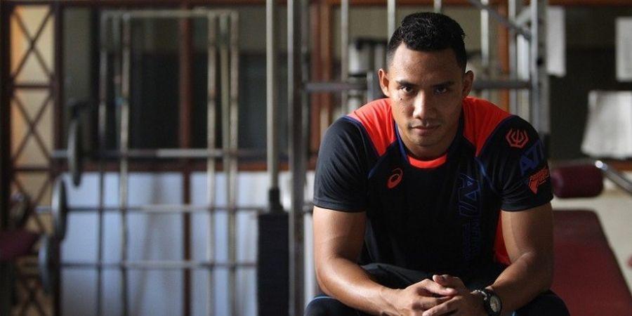 Rumah Keluarga Sprinter Sudirman Hadi Rusak Parah Akibat Gempa Bumi Lombok