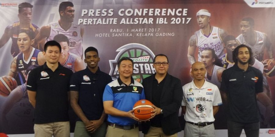 IBL All Star 2017 Akan Digelar Akhir Pekan Ini