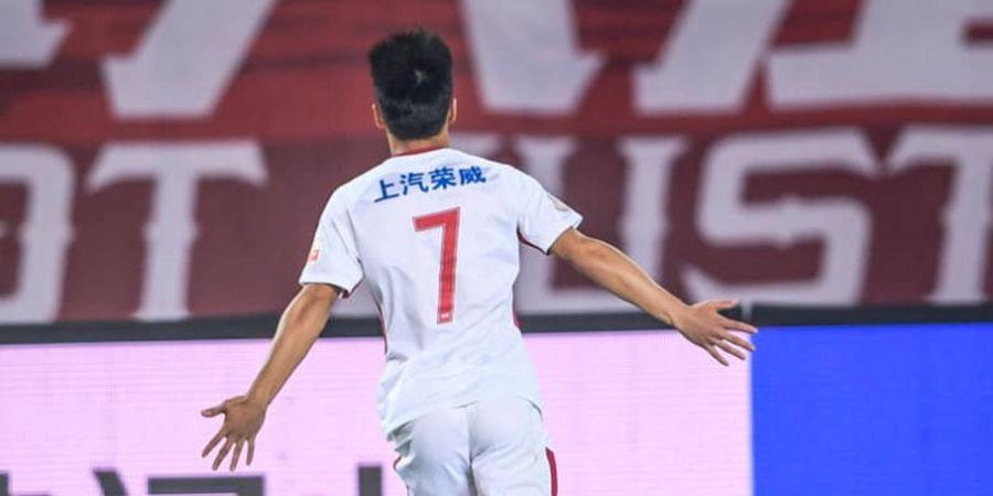 Penyerang Lokal yang Jadi Top Scorer Liga Super China Berpeluang Gabung Klub Inggris