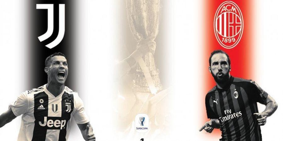 Prediksi Skor dan Pencetak Gol Pertama Juventus Vs AC Milan untuk Fans di Indonesia
