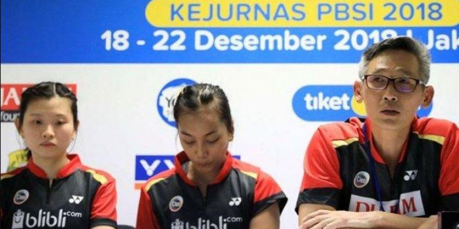 Kejurnas PBSI 2018 - Kalah di Semifinal, Manajer PB Djarum Ucapkan Selamat kepada Mutiara Cardinal