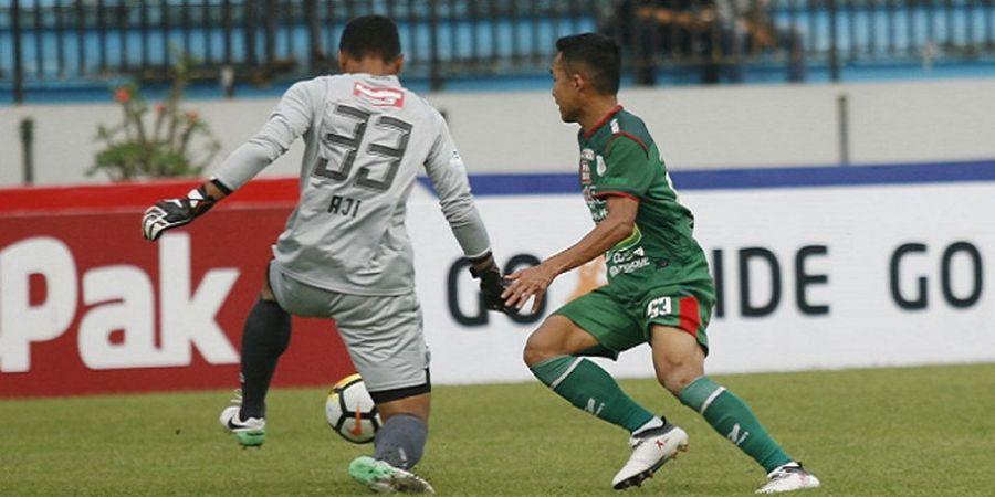 Gantikan Jandia, Kiper Cadangan PSIS Semarang Jadi Manuel Neuer Kedua Indonesia?