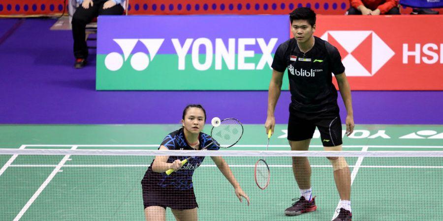 Korea Masters 2018, Praveen/Melati Belum Temui Kendala pada Babak Pertama