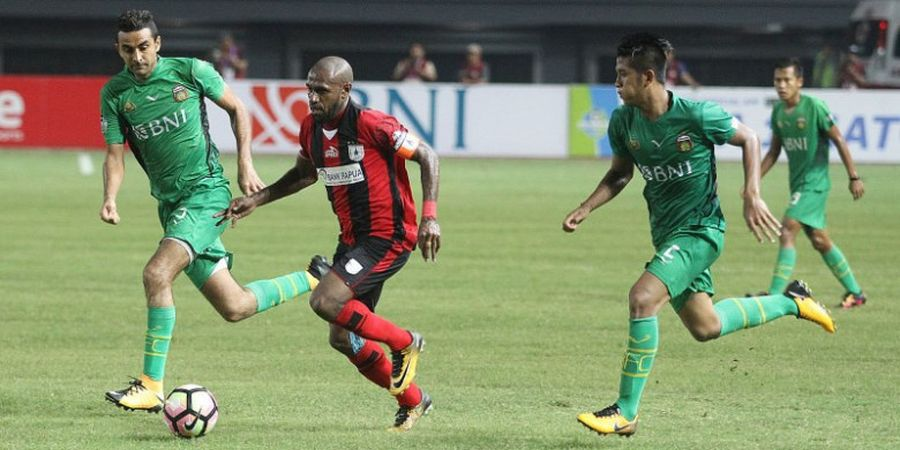 Bhayangkara FC Vs Bali United - Putu Gede Siap Jegal Yabes Roni dan Miftahul Hamdi