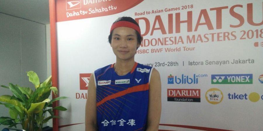 Tai Tzu Ying Mengaku Menikmati Pertandingan di Indonesia
