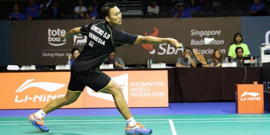Singkirkan Lin Dan, Sony Melaju ke Final
