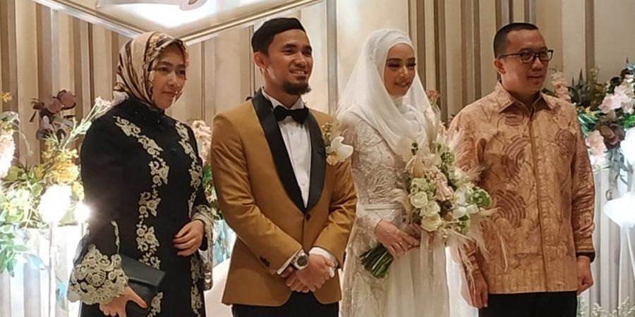Atraksi Wushu Anak-anak Bakal Hibur Tamu Undangan Pernikahan Achmad Hulaefi dan Lindswell Kwok