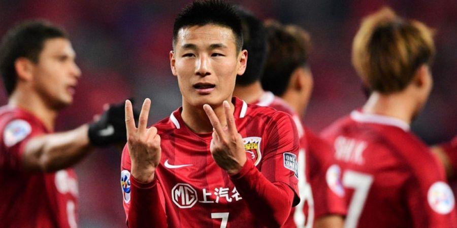 'Ditolong' Eks Pemain Chelsea, Striker Lokal Kuasai Liga Super China dan Ungguli Alumni Liga Inggris