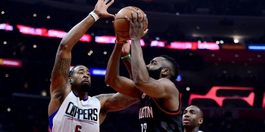 Harden Lari Seperti Bolt, Rockets Kalahkan Nuggets