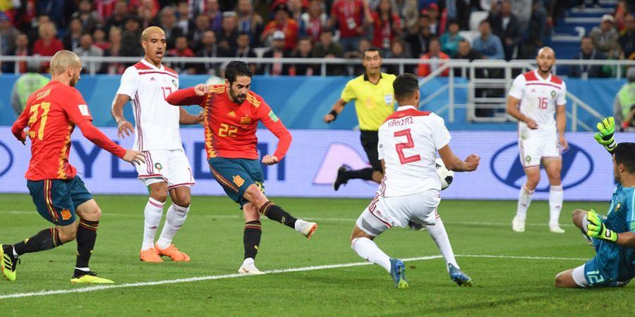 Siapa yang Lebih Berat Melaju ke Final Piala Dunia 2018, Brasil atau Spanyol?