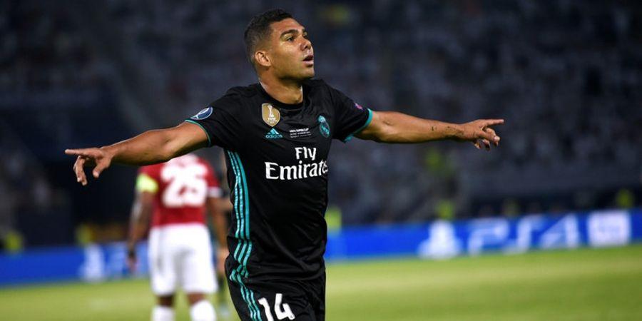 Terlalu Bergantung pada Casemiro, Real Madrid Butuh Pemain Pelapis