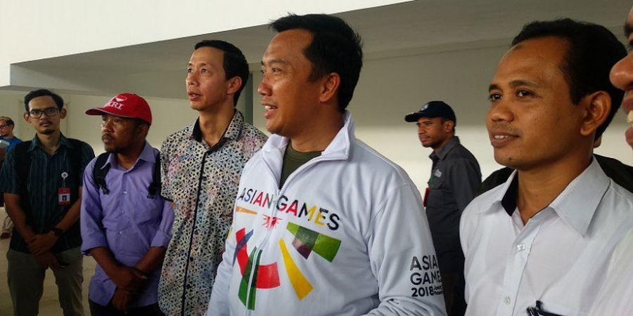 Menpora Curi Perhatian dengan Jaket Asian Games 2018-nya di Acara Haul Bung Karno
