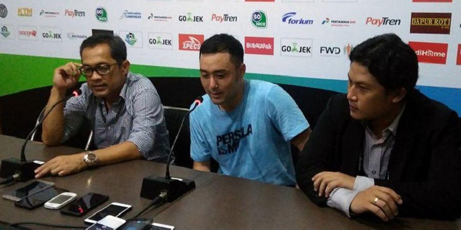 Shohei Dilepas, Persela Bawa Mantan Gelandang Arema FC