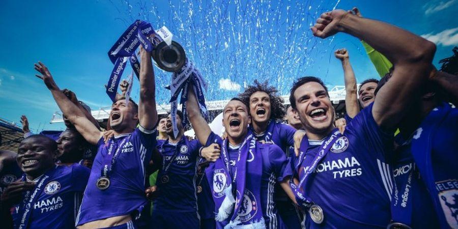 Rapor Chelsea 2016-2017: Keputusan Taktis Terbaik