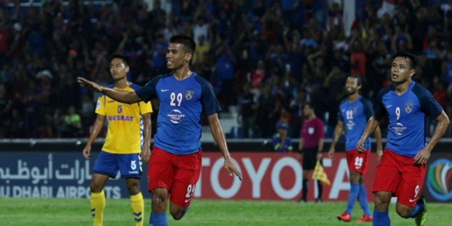 Gol Cantik Bintang Timnas Malaysia Akan Didaftarkan ke FIFA Puskas Award