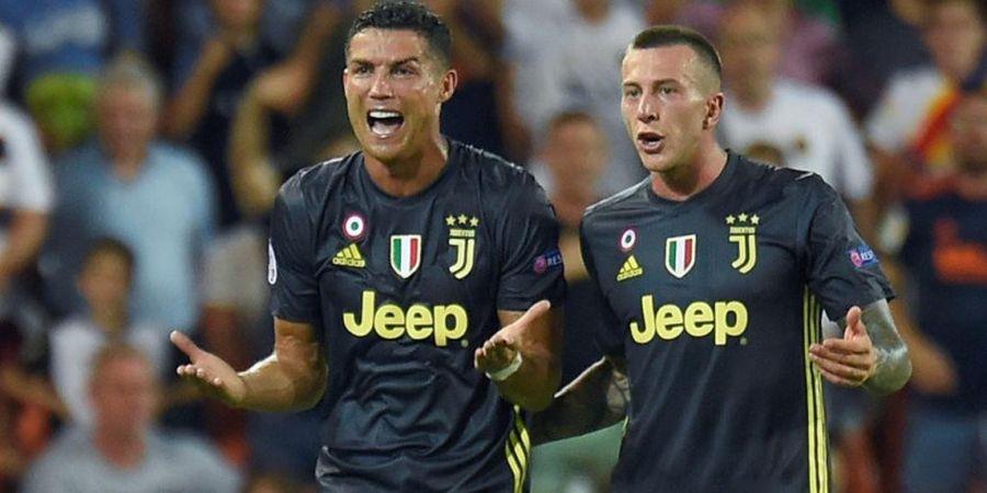 Cristiano Ronaldo Tak Yakin Putranya Bisa Sukses Jadi Pesepak Bola