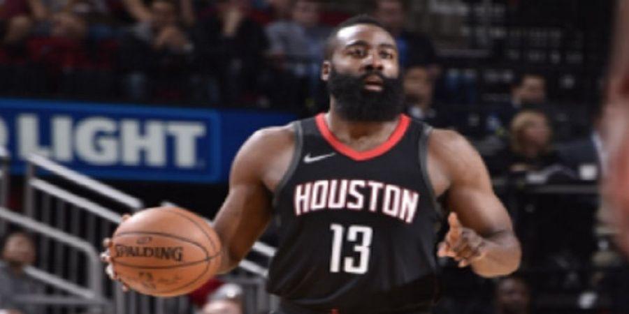 Lewat Babak Tambahan Waktu, Houston Rockets Menang Atas Detroit Pistons
